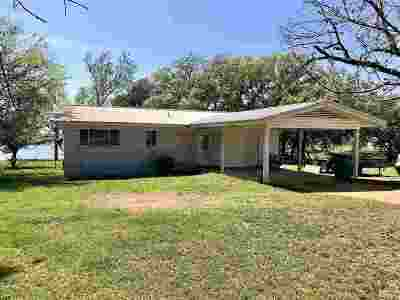 Burnet TX Single Family Home For Sale: $249,900