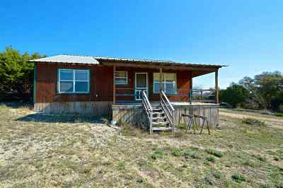 Lampasas County Single Family Home For Sale: 2981 Cr 3010