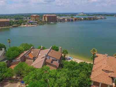 Horseshoe Bay Single Family Home For Sale: 402 Island Drive Unit B