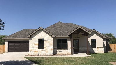 Marble Falls TX Single Family Home For Sale: $325,000