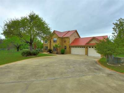 Spicewood Single Family Home For Sale: 200 Kendall