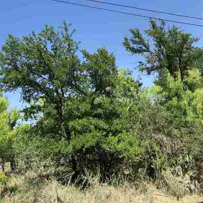 Granite Shoals Residential Lots & Land For Sale: Lots 207-208 E Pine