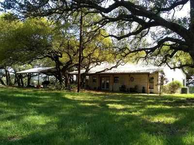 Burnet County, Lampasas County, Bell County, Williamson County, llano, Blanco County, Mills County, Hamilton County, San Saba County, Coryell County Farm & Ranch For Sale: 2154 County Rd 1320