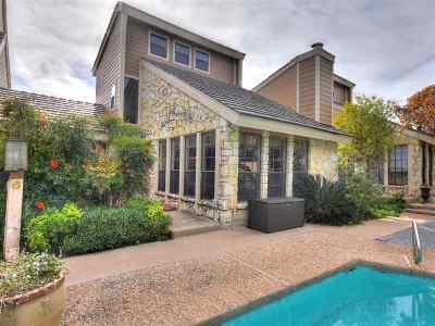Horseshoe Bay TX Single Family Home Pending-Taking Backups: $215,000