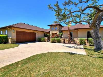 Burnet Single Family Home For Sale: 312 Yellow Ribbon