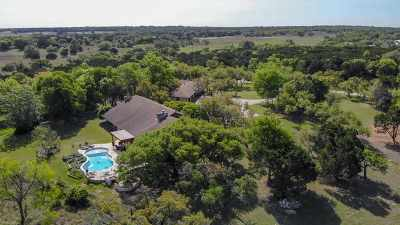 Burnet County Single Family Home For Sale: 4930 W Cr 252