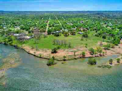 Burnet County Residential Lots & Land For Sale: 3825 Lakeview Dr