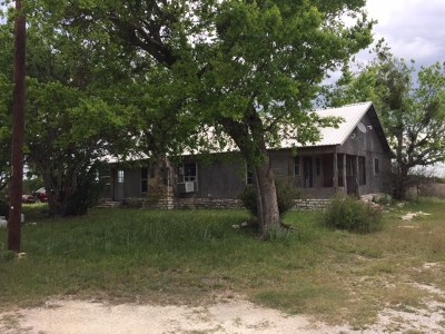 Burnet County Farm & Ranch For Sale: 671 Rocky Creek Ranch Rd