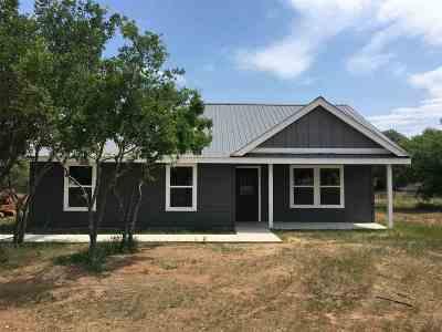 Buchanan Dam Single Family Home Pending-Taking Backups: 107 Striper Haven