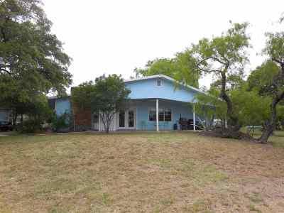 Burnet Single Family Home Pending-Taking Backups: 103 Yucca St