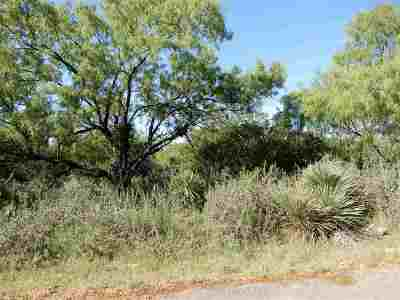 Granite Shoals Residential Lots & Land For Sale: Lots 376 & 390 Norwood