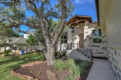 Horseshoe Bay Single Family Home For Sale: 210 Blue Ground