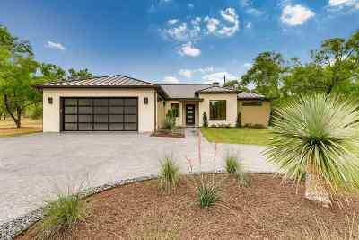 Horseshoe Bay Single Family Home For Sale: 1405 Hi Circle South