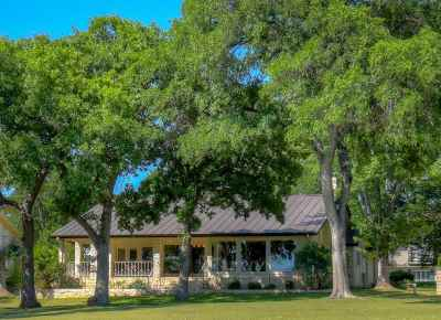 Horseshoe Bay Single Family Home For Sale: 504 Sombrero