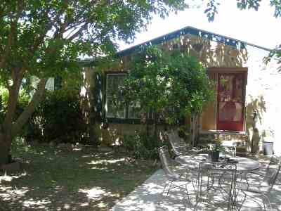 Burnet Single Family Home For Sale: 414 Cr 118