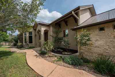 Horseshoe Bay W Single Family Home For Sale: 169 Uplift
