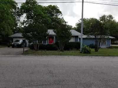 Burnet Single Family Home For Sale: 203 N Pierce
