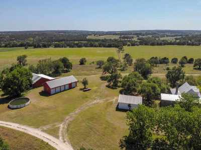 Burnet County Farm & Ranch For Sale: 481 Greer Lane