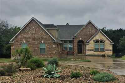 Spicewood Single Family Home For Sale: 300 Wesley Ridge