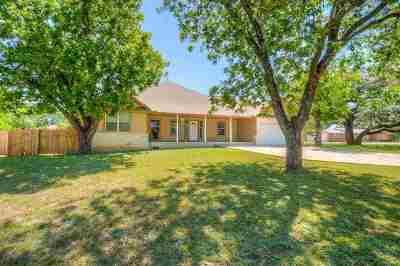 Burnet Single Family Home For Sale: 1007 N Main