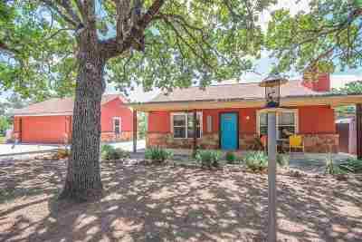 Burnet Single Family Home For Sale: 103 Stirrup