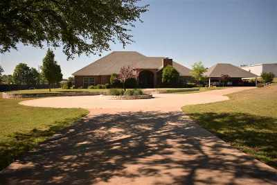 Lampasas County Single Family Home For Sale: 2608 Cr 1045