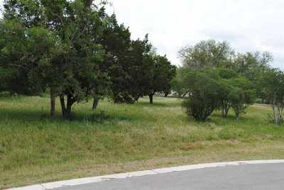 Horseshoe Bay W Residential Lots & Land For Sale: Lot W25059 White Dove