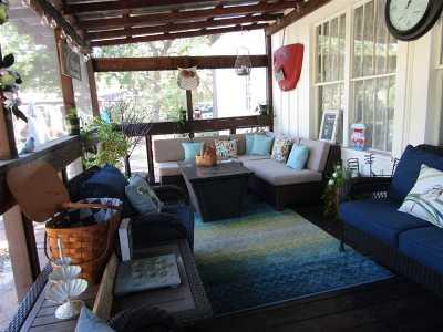 Burnet County Single Family Home For Sale: 409 N Main