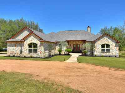 Horseshoe Bay TX Single Family Home For Sale: $677,000