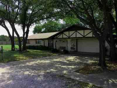 Buchanan Dam Single Family Home For Sale: 103 Cottonwood