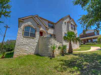 Marble Falls Single Family Home For Sale: 207 Gateway Parkway