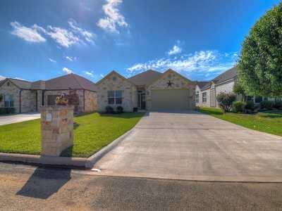 Burnet County Single Family Home Pending-Taking Backups: 121 Pinehurst