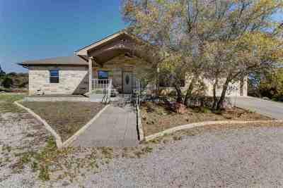Burnet County Single Family Home For Sale: 103 C.r. 139b