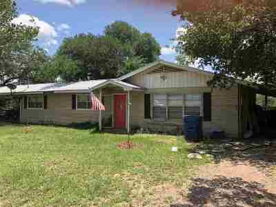 Granite Shoals Single Family Home For Sale: 239 Southwood Dr.