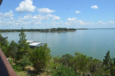 Burnet County Single Family Home For Sale: 613 Waterway