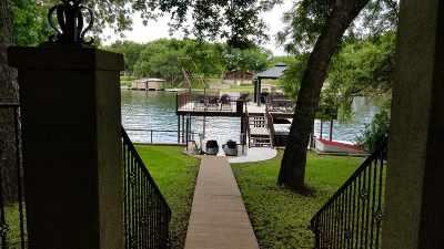 Kingsland Single Family Home For Sale: 1300 Lakeside