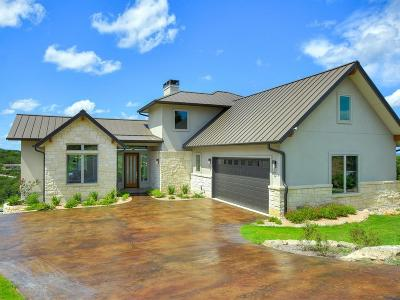 Horseshoe Bay TX Single Family Home For Sale: $779,000