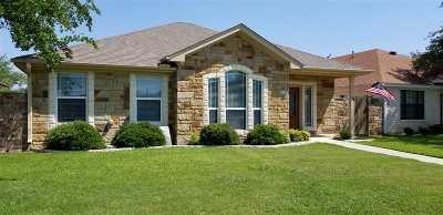 Lampasas County Single Family Home Pending-Taking Backups: 2213 Teton