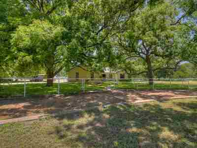 Marble Falls Single Family Home Pending-Taking Backups: 2001 Fm 1980