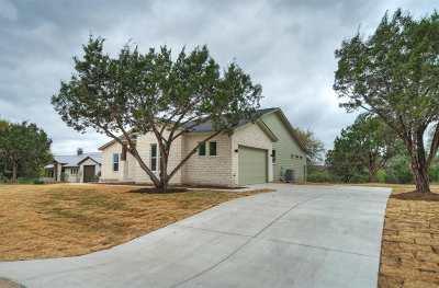 Spicewood Single Family Home Pending-Taking Backups: 400 Wesley Ridge