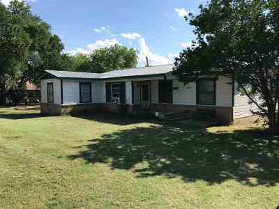 Burnet Single Family Home Pending-Taking Backups: 804 N West