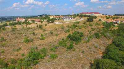 Marble Falls Residential Lots & Land For Sale: Lot 9 Esperanza
