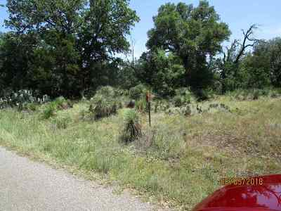Granite Shoals Residential Lots & Land For Sale: Lot 712 E Cedarhill