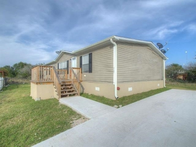 Horseshoe Bay TX Single Family Home Temporarily Off Market: $119,500