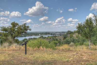 Marble Falls Residential Lots & Land For Sale: Lot 3 Bendito