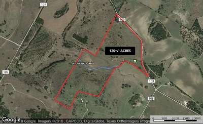 Burnet County Farm & Ranch For Sale: County Road 103