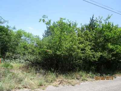 Granite Shoals Residential Lots & Land For Sale: Lot 550 W Greencastle