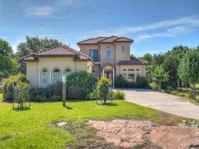 Horseshoe Bay TX Single Family Home For Sale: $865,000