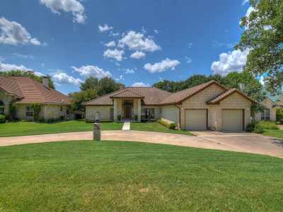 Horseshoe Bay TX Single Family Home For Sale: $550,000