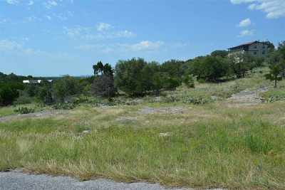 Horseshoe Bay P Residential Lots & Land For Sale: Lot 20188 Quick Draw